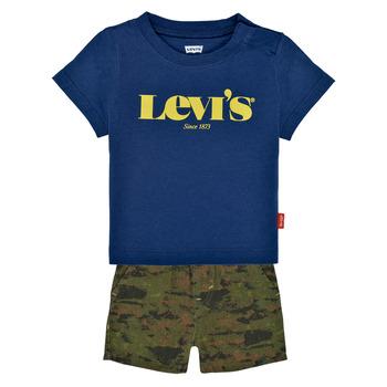 Vêtements Garçon Ensembles enfant Levi's TRENDI Multicolore