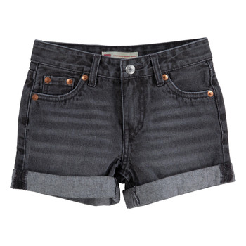 Vêtements Fille Shorts / Bermudas Levi's SOLITAR Gris
