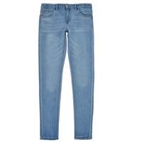 Vêtements Fille Jeans skinny Levi's 710 SUPER SKINNY Bleu