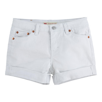 Vêtements Fille Shorts / Bermudas Levi's SOLITAR Noir