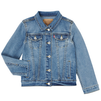 Vêtements Fille Vestes en jean Levi's 4E4388-M0K Matter Of Fact