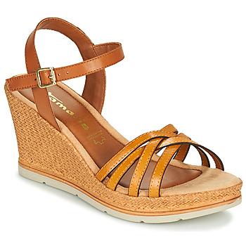 Chaussures Femme Sandales et Nu-pieds Tamaris SLOB Coganc / Saffran
