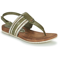 Chaussures Femme Sandales et Nu-pieds Tamaris LOCUST Pistache