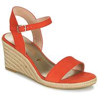 Chaussures Femme Sandales et Nu-pieds Tamaris LIVIAN Rouge