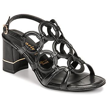 Chaussures Femme Sandales et Nu-pieds Tamaris DALINA Noir