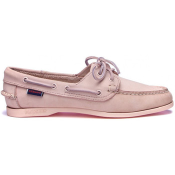 Chaussures Femme Chaussures bateau Sebago Chaussure bateau Rose