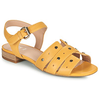 Chaussures Femme Sandales et Nu-pieds Geox D WISTREY SANDALO C Jaune