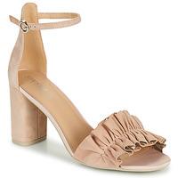 Chaussures Femme Sandales et Nu-pieds Geox D ERAKLIA HIGH E Beige