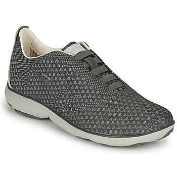 Chaussures Homme Baskets basses Geox U NEBULA E Gris