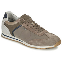 Chaussures Homme Baskets basses Geox U EDIZIONE A Gris