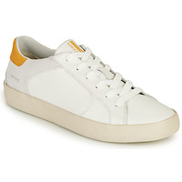 Chaussures Homme Baskets basses Geox U WARLEY A Blanc