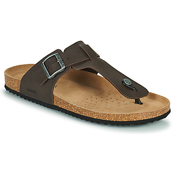 Chaussures Homme Mules Geox U SANDAL GHITA D Marron