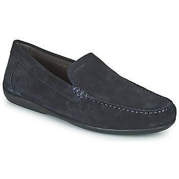 Chaussures Homme Mocassins Geox U ASCANIO A Marine