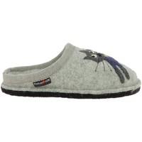 Chaussures Femme Chaussons Haflinger FLAIR CUCHO GRIS