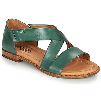 Chaussures Femme Sandales et Nu-pieds Pikolinos ALGAR W0X Bleu
