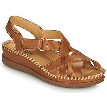 Chaussures Femme Sandales et Nu-pieds Pikolinos CADAQUES W8K Marron