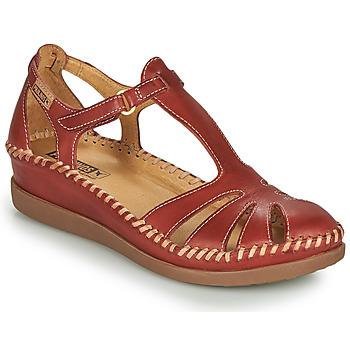 Chaussures Femme Sandales et Nu-pieds Pikolinos CADAQUES W8K Rouge