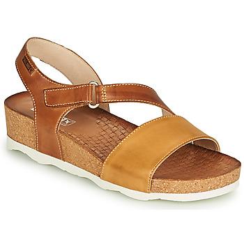 Chaussures Femme Sandales et Nu-pieds Pikolinos MAHON W9E Marron