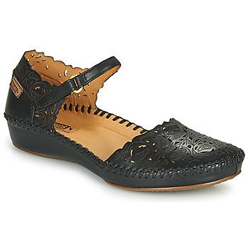 Chaussures Femme Ballerines / babies Pikolinos P. VALLARTA 655 Noir