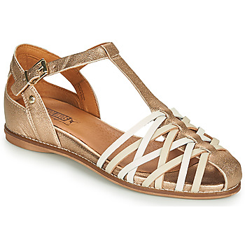 Chaussures Femme Sandales et Nu-pieds Pikolinos TALAVERA W3D Doré