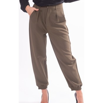 Vêtements Femme Chinos / Carrots Fracomina F320WP7001W05201 Incolore