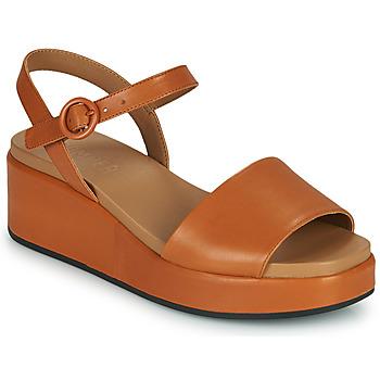 Chaussures Femme Sandales et Nu-pieds Camper MISIA Marron