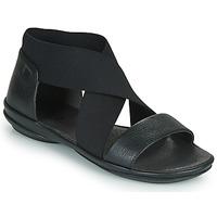 Chaussures Femme Sandales et Nu-pieds Camper RIGHT NINA Noir