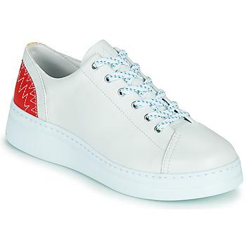 Chaussures Femme Baskets basses Camper RUNNER UP Blanc / Rouge