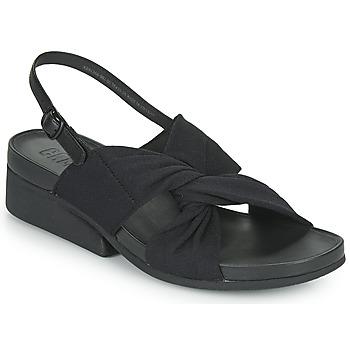 Chaussures Femme Sandales et Nu-pieds Camper MINI KAAH Noir
