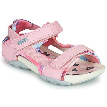 Chaussures Fille Sandales et Nu-pieds Camper OUS Rose