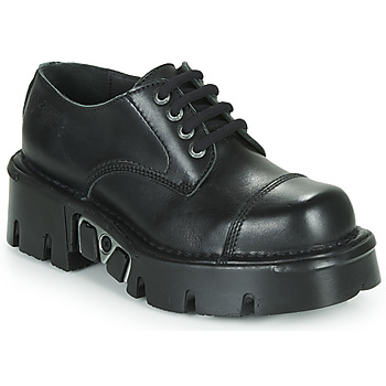Chaussures Derbies New Rock M-NEWMILI03-C3 Noir