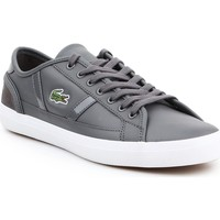 Chaussures Homme Baskets basses Lacoste Sideline 219 1 CMA 7-37CMA011925Y szary