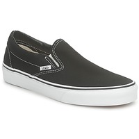 Chaussures Baskets basses Vans CLASSIC SLIP-ON Noir