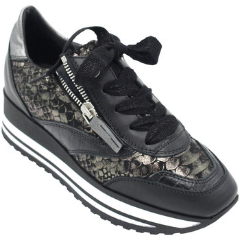 Chaussures Femme Baskets basses Soffice Sogno ASOFFICESOGNO20730nr nero