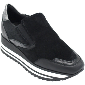 Chaussures Femme Slip ons Soffice Sogno ASOFFICESOGNO20731nr nero