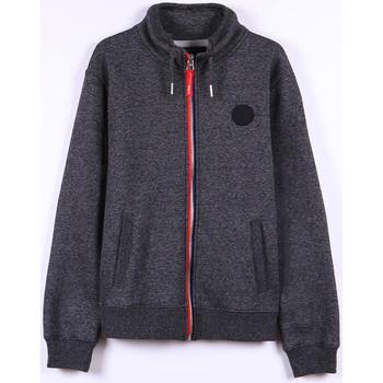 Vêtements Garçon Sweats Little Cerise Sweat shirt golbo gris DARK ASH GREY