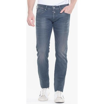 Vêtements Homme Jeans Japan Rags Jeans 700/11 slim perry bleu gris BLUE / GREY