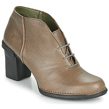 Chaussures Femme Bottes ville El Naturalista CAPRETTO Marron