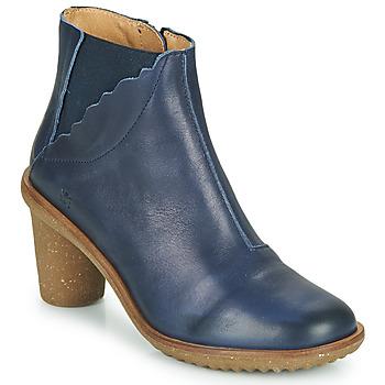 Chaussures Femme Bottines El Naturalista IRIS Bleu