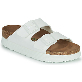 Chaussures Femme Mules Papillio ARIZONA GROOVED Blanc