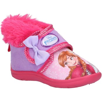 Chaussures Fille Chaussons Disney S18473D Rosa