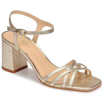 Chaussures Femme Sandales et Nu-pieds Jonak VICTORINE Doré
