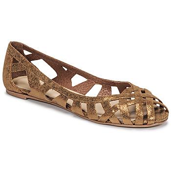 Chaussures Femme Sandales et Nu-pieds Jonak DERAY Doré