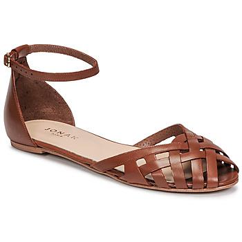 Chaussures Femme Sandales et Nu-pieds Jonak DOO Marron