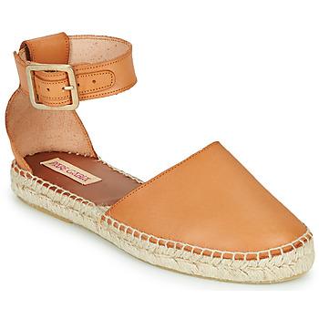 Chaussures Femme Sandales et Nu-pieds Pare Gabia VP BUCKLE Camel