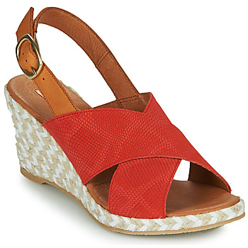 Chaussures Femme Sandales et Nu-pieds Pare Gabia NAMEE Orange