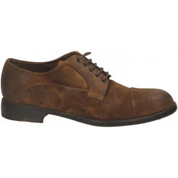 Chaussures Homme Derbies Brecos CAMOSCIO sigaro