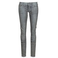 Vêtements Femme Jeans skinny G-Star Raw 3301 Low Skinny Wmn Dk aged cobler