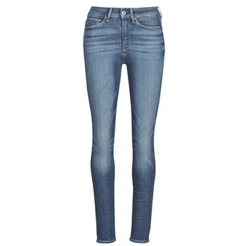 Vêtements Femme Jeans skinny G-Star Raw 3301 Ultra High Super Skinny Wmn Dk aged