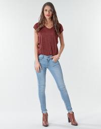 Vêtements Femme Jeans skinny G-Star Raw Lynn Mid Skinny Wmn NEW lt aged